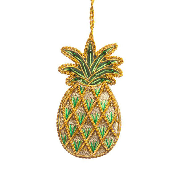 Pineapple Christmas Tree Decoration