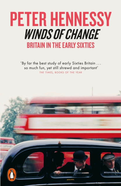 Cover of Winds of Change: Britain in the Early Sixties