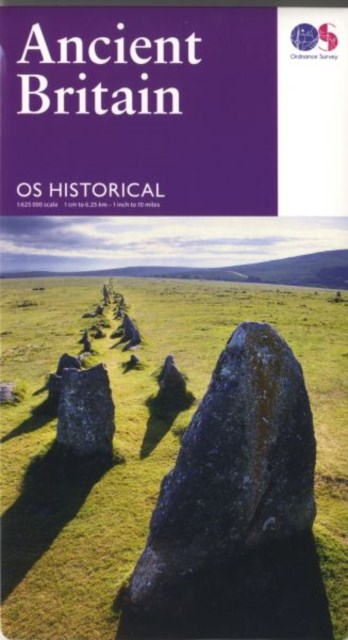 Ancient Britain : OS Historical Map