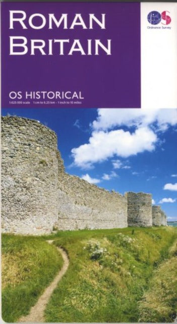 Roman Britain : OS Historical Map