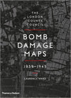 Jacket of The London County Council Bomb Damage Maps