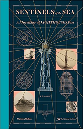 Cover of Sentinels of the Sea: A Miscellany of Lighthouses Past