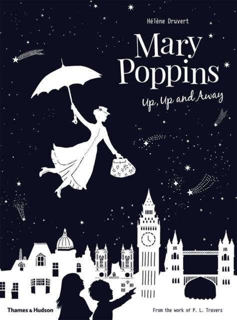 Cover of Mary Poppins: Up, Up and Away