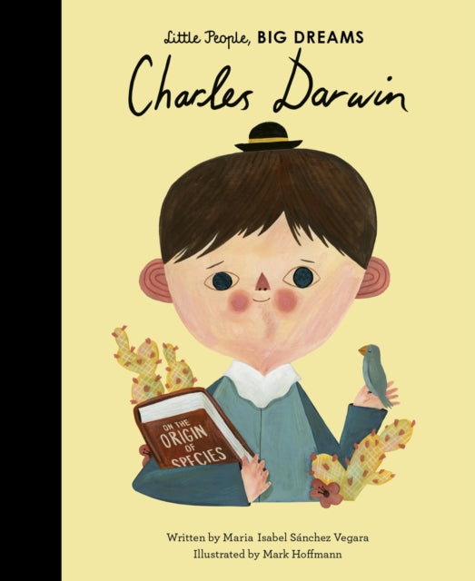 Cover of Charles Darwin: Little People, Big Dreams