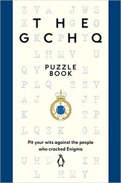Cover of The GCHQ Puzzle Book