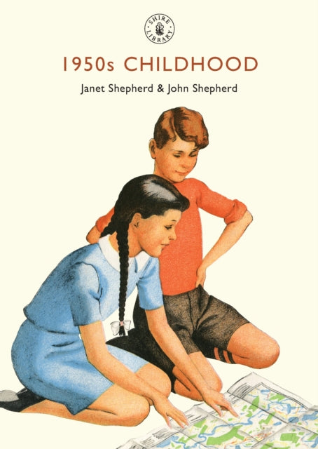 Cover of Shire: 1950s Childhood