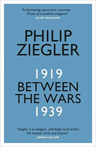 Cover of Between the Wars: 1919-1939