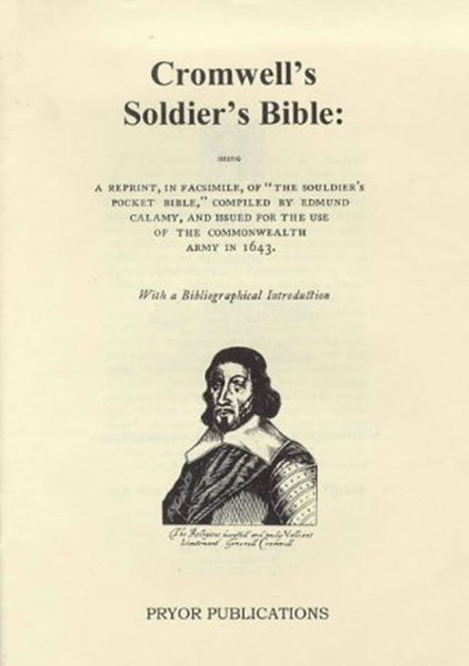 Cover of Cromwell's Soldiers' Bible