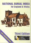 National Burial Index for England and Wales: 3rd Edition CD