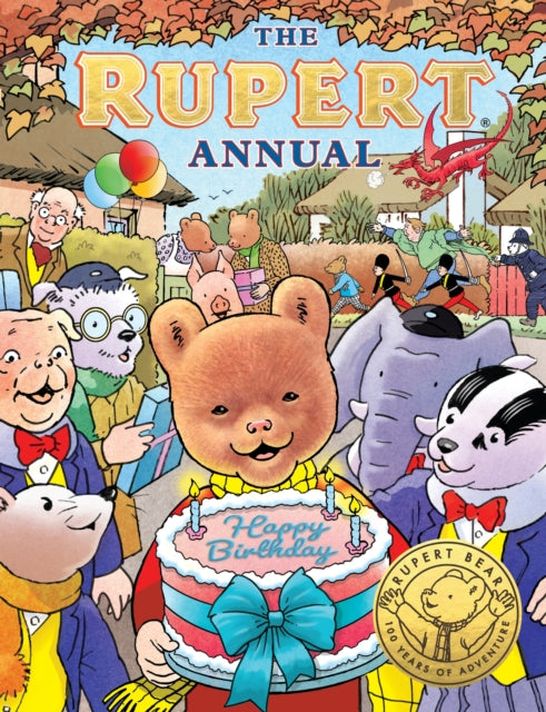 2021 Rupert Bear Annual: Celebrating 100 Years of Rupert