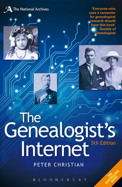 Cover of The Genealogist's Internet