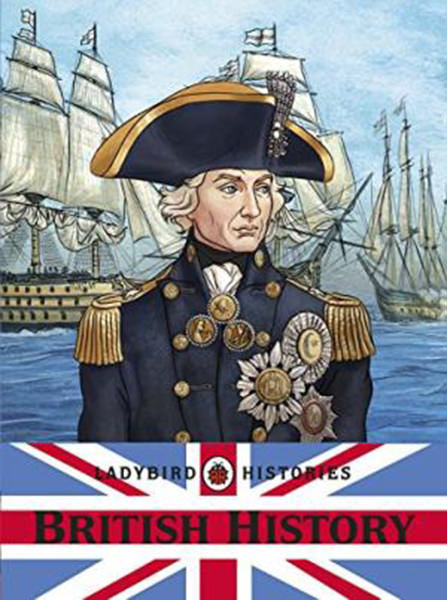 Cover of Ladybird Histories: British History