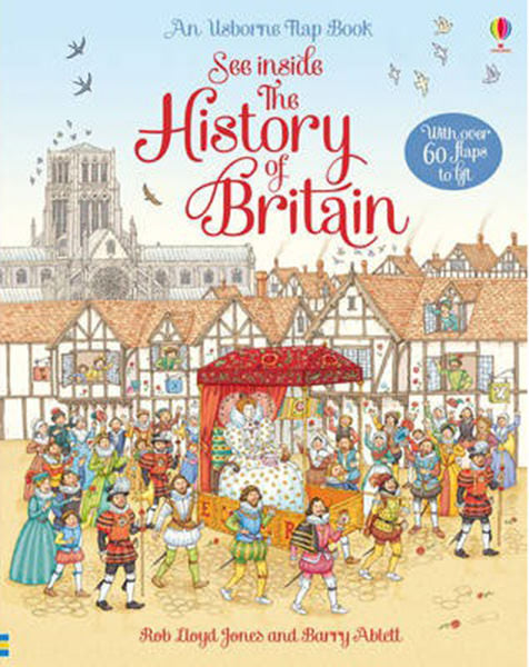 Cover of See Inside The History of Britain