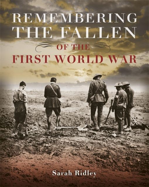 Cover of Remembering the Fallen of The First World War