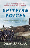 Cover of Spitfire Voices: Life as a Spitfire Pilot in the Words of the Veterans