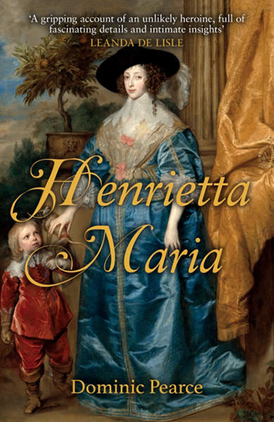 Cover of Henrietta Maria