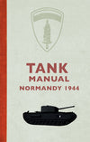 Cover of Tank Manual Normandy 1944