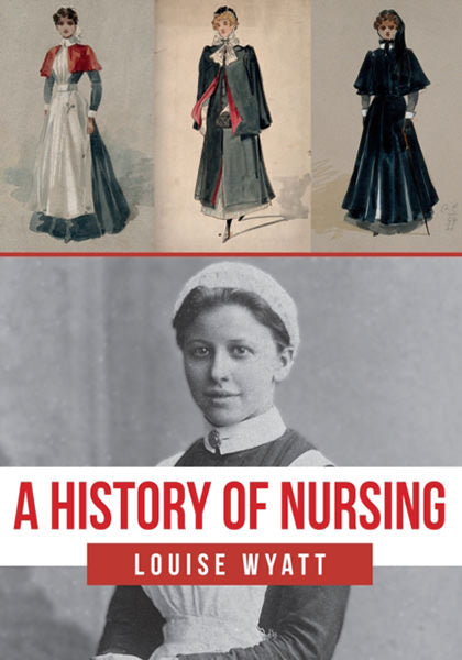 Cover of A History of Nursing