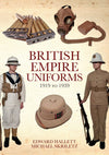 Cover of British Empire Uniforms: 1919 to 1939