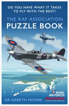 Cover of The RAF Association Puzzle Book: Do You Have What It Takes to Fly with the Best?