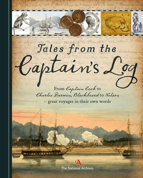 Cover of Tales from the Captain's Log