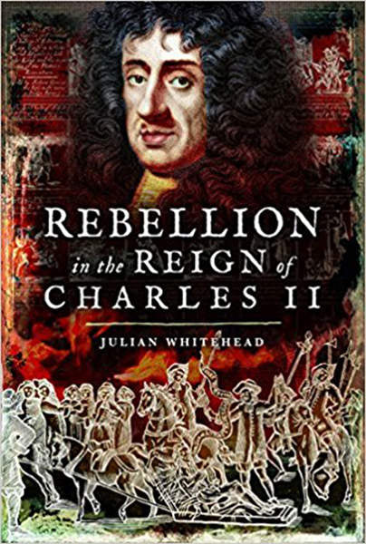 Cover of Rebellion in the Reign of Charles II