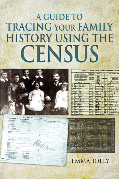 Cover of A Guide to Tracing Your Family History using the Census