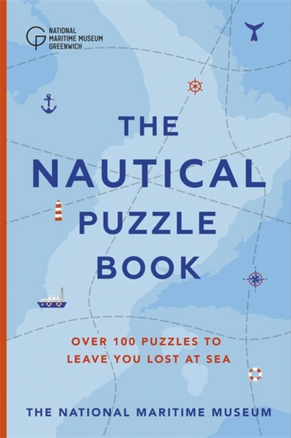 Cover of The Nautical Puzzle Book