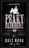 Cover of The Official Peaky Blinders Quiz Book