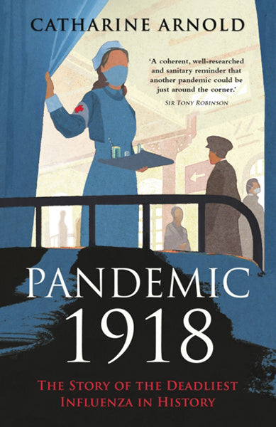 Cover of Pandemic 1918: The Story of the Deadliest Influenza in History