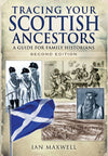 Cover of Tracing Your Scottish Ancestors: A Guide for Family Historians