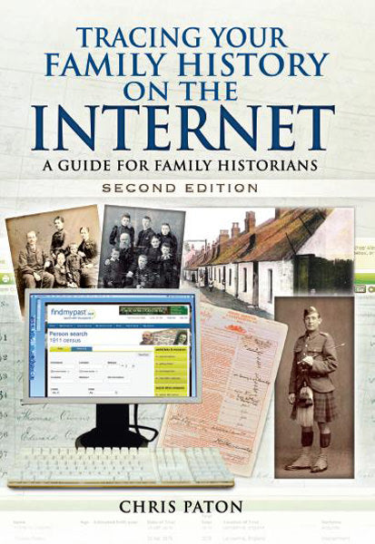 Cover of Tracing Your Family History on the Internet: A Guide For Family Historians