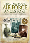 Cover of Tracing Your Air Force Ancestors: A Guide for Family Historians