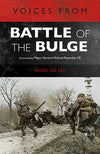 Cover of  Voices from the Battle of the Bulge