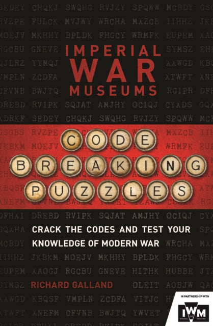 Cover of Imperial War Museums: Code-Breaking Puzzles
