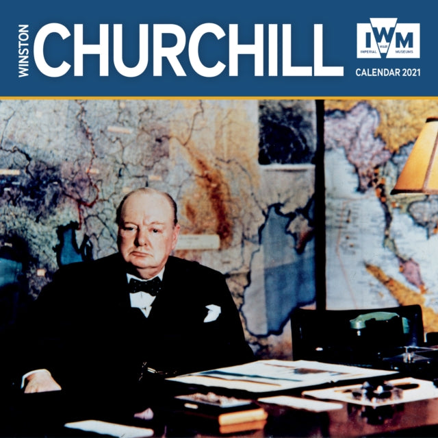 2021 Churchill Wall Calendar