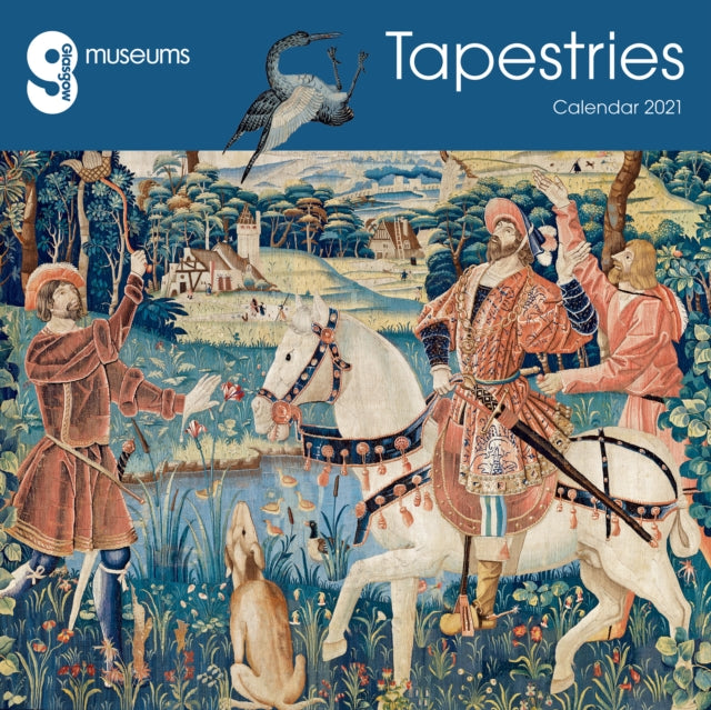 2021 Tapestries Wall Calendar