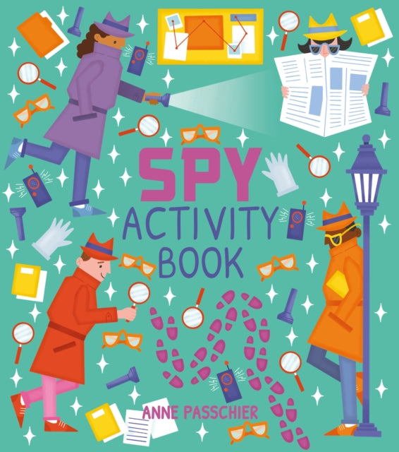 Cover of Spy Activity Book