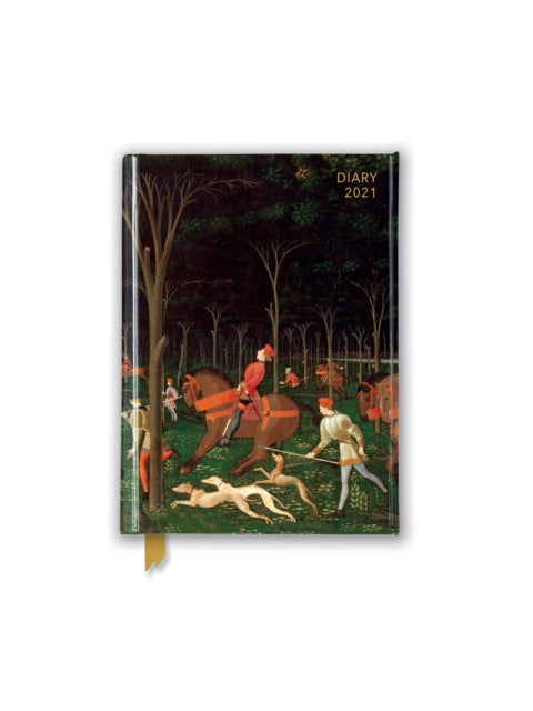 The Hunt in the Forest Pocket Diary 2021