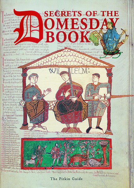 Cover of Secrets of The Domesday Book