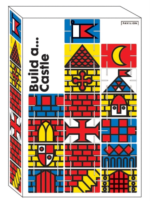 Build A Castle Kit in Box