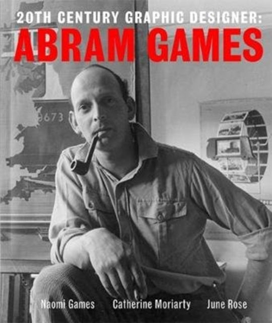 Cover of 20th Century Graphic Designer: Abram Games