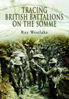 Cover of Tracing British Battalions on The Somme