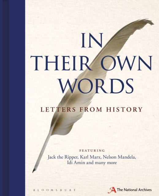 Cover of  In Their Own Words Volume 1: Letters from History