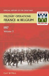 Cover of Official History of The Great War: Military Operations France & Belgium 1917: Volume 3