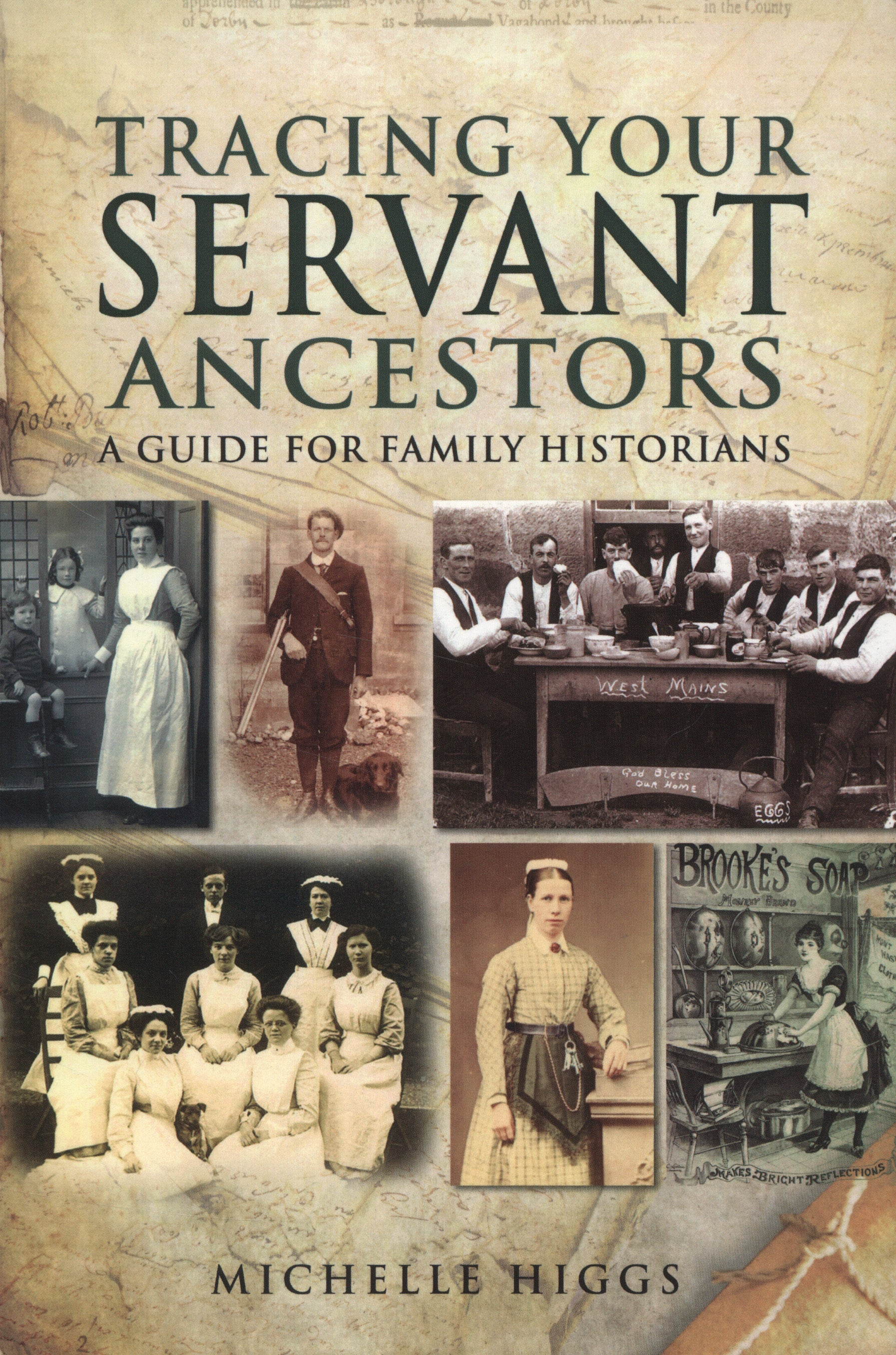 Tracing Your Servant Ancestors: A Guide for Family Historians