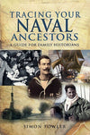 Cover of Tracing Your Naval Ancestors: A Guide for Family Historians