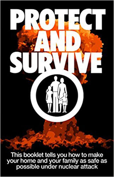 Cover of Protect and Survive