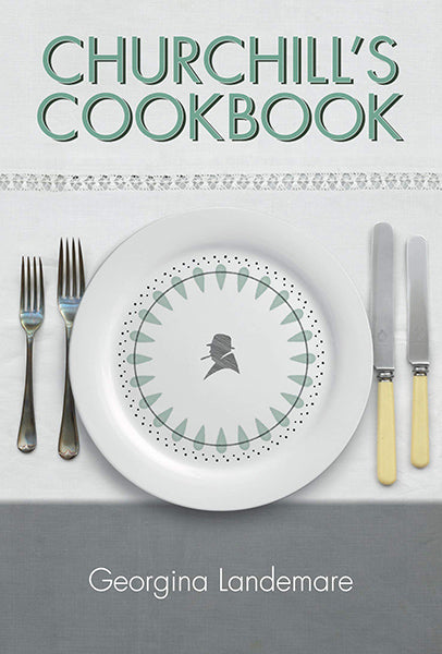 Cover of Churchill's Cookbook