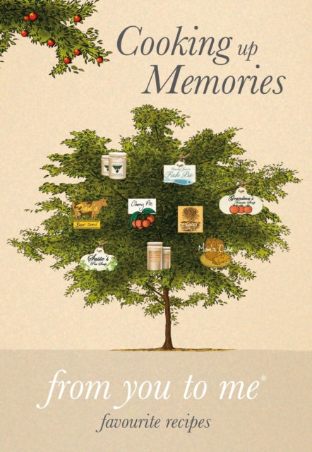 Cover of Cooking Up Memories: From You to Me